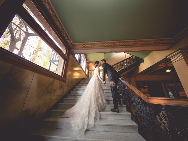 Jongbum and Jane's Wedding in Pasadena, California 31
