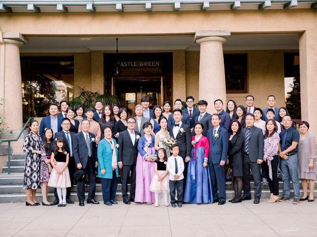 Jongbum and Jane's Wedding in Pasadena, California 35