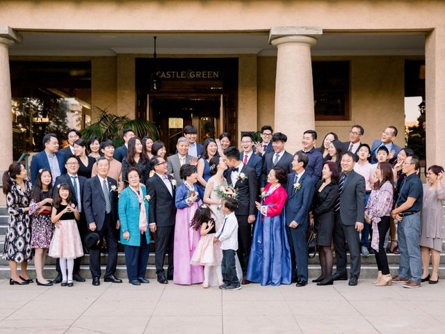 Jongbum and Jane's Wedding in Pasadena, California 36