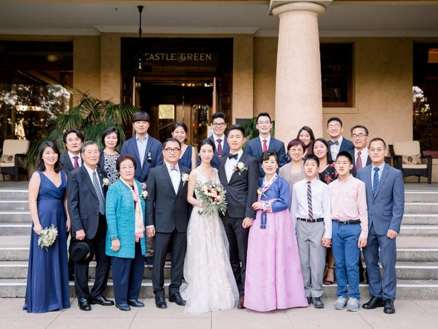 Jongbum and Jane's Wedding in Pasadena, California 37