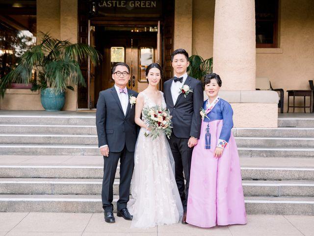 Jongbum and Jane's Wedding in Pasadena, California 39