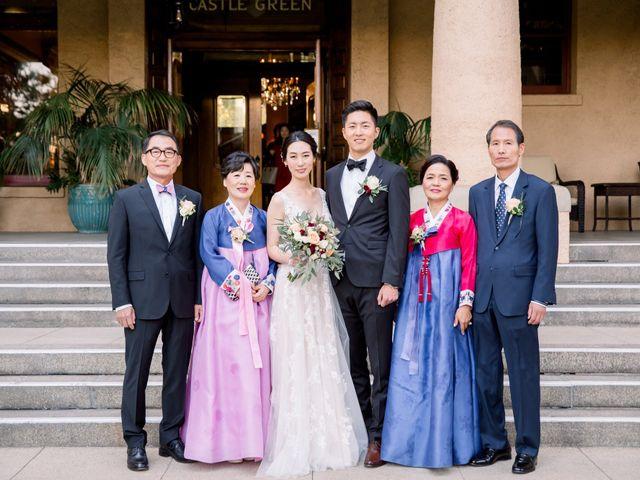 Jongbum and Jane's Wedding in Pasadena, California 40