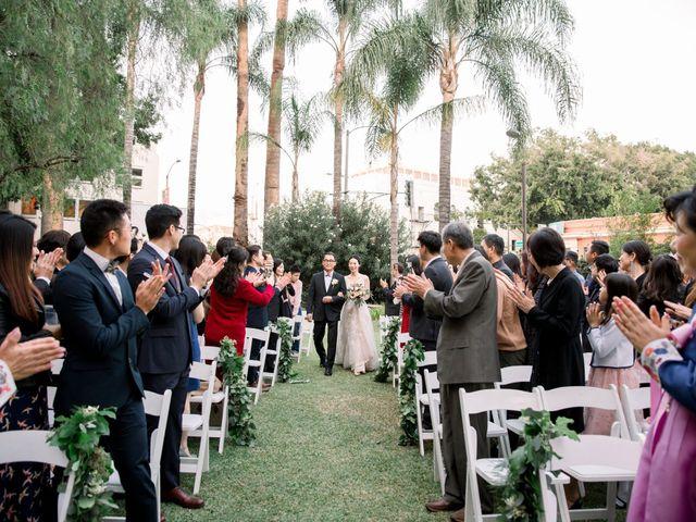Jongbum and Jane's Wedding in Pasadena, California 46