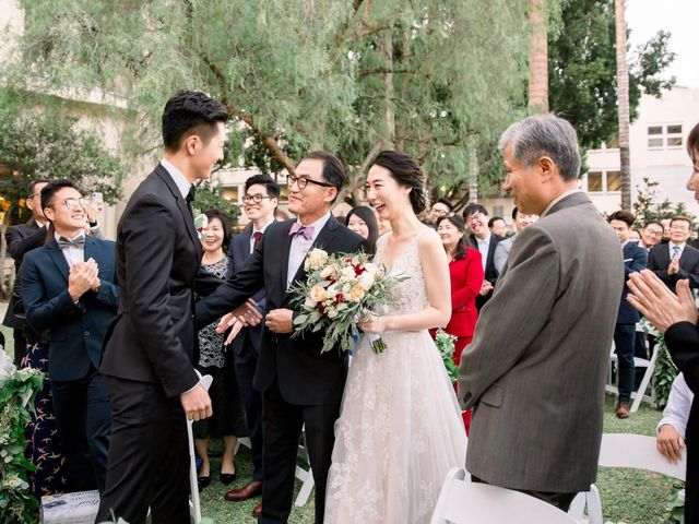 Jongbum and Jane's Wedding in Pasadena, California 47