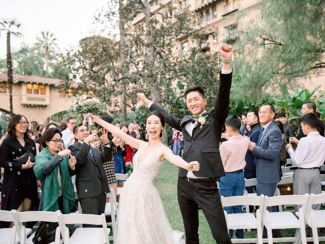 Jongbum and Jane's Wedding in Pasadena, California 55
