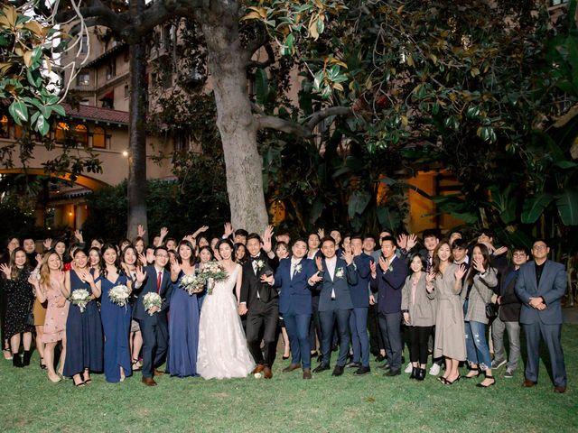 Jongbum and Jane's Wedding in Pasadena, California 56