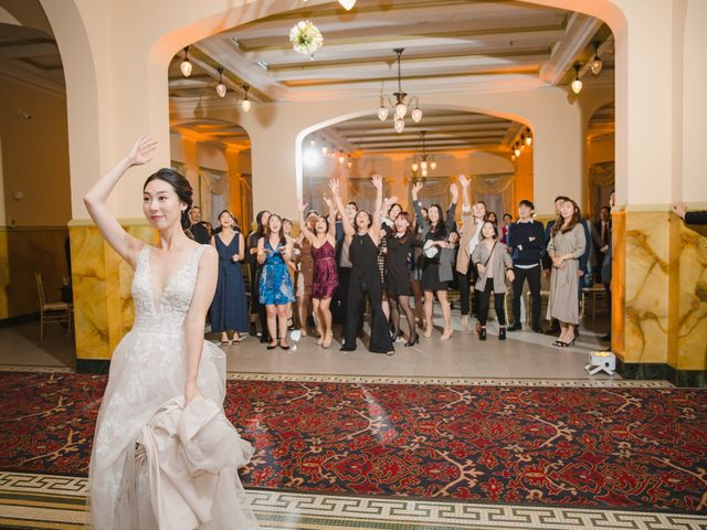 Jongbum and Jane's Wedding in Pasadena, California 112
