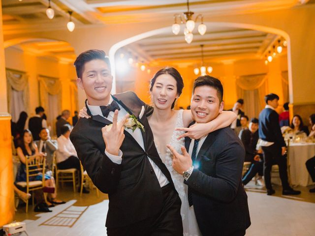 Jongbum and Jane's Wedding in Pasadena, California 118