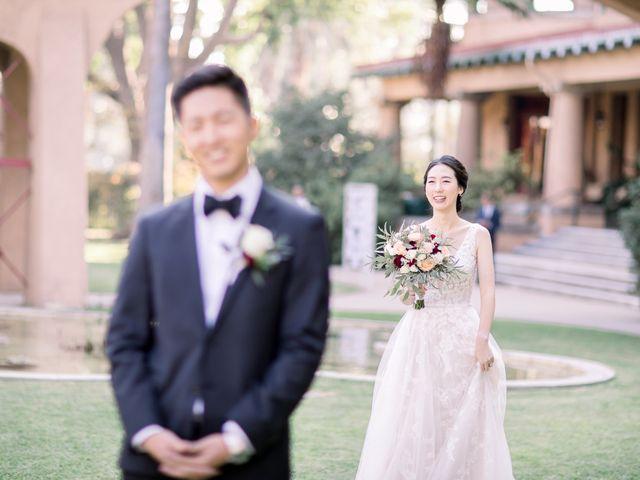 Jongbum and Jane's Wedding in Pasadena, California 127