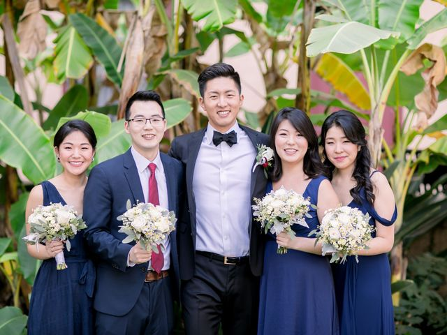 Jongbum and Jane's Wedding in Pasadena, California 132