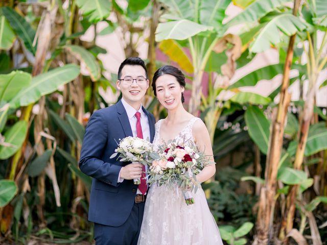 Jongbum and Jane's Wedding in Pasadena, California 135