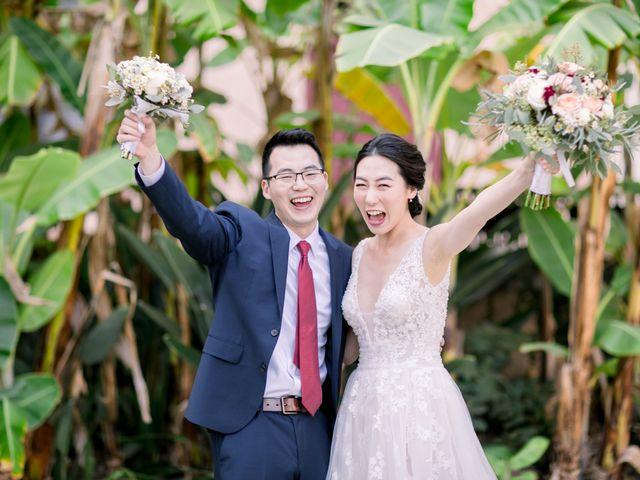 Jongbum and Jane's Wedding in Pasadena, California 136