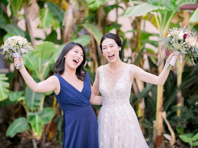 Jongbum and Jane's Wedding in Pasadena, California 142