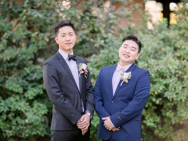 Jongbum and Jane's Wedding in Pasadena, California 144