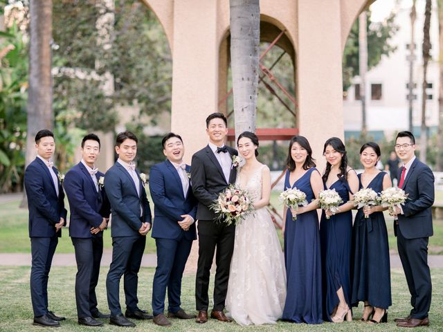Jongbum and Jane's Wedding in Pasadena, California 146