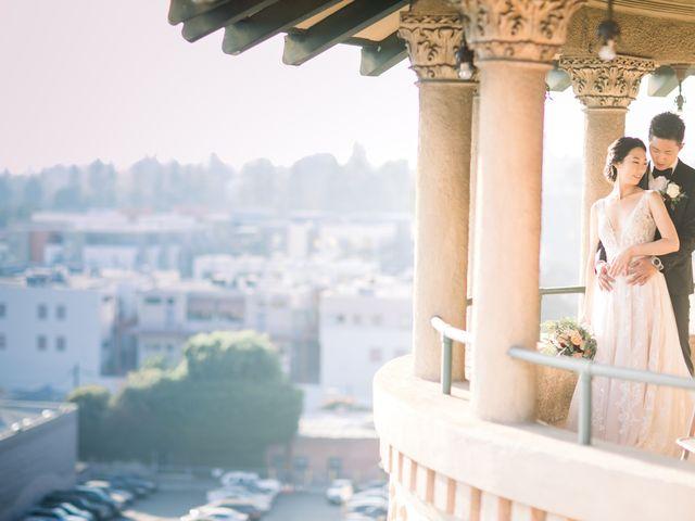 Jongbum and Jane's Wedding in Pasadena, California 148