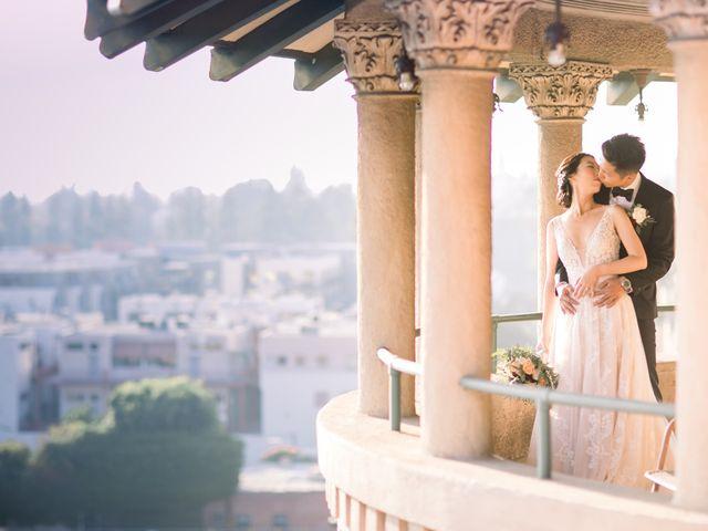 Jongbum and Jane's Wedding in Pasadena, California 149