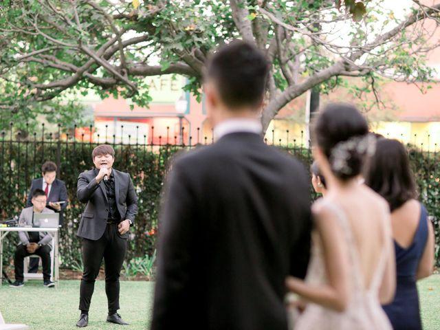 Jongbum and Jane's Wedding in Pasadena, California 155