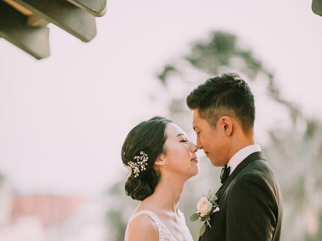 Jongbum and Jane's Wedding in Pasadena, California 156