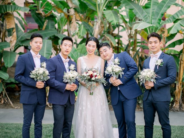 Jongbum and Jane's Wedding in Pasadena, California 172