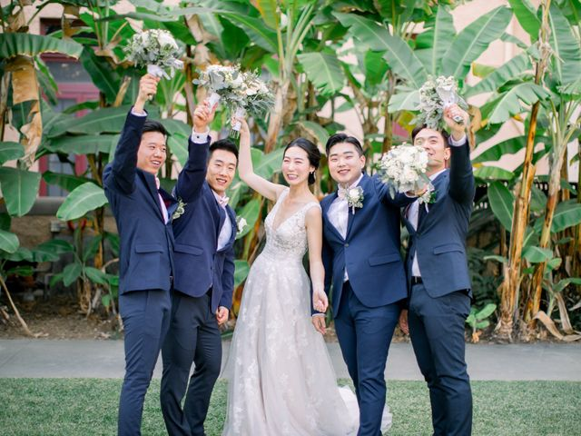 Jongbum and Jane's Wedding in Pasadena, California 173