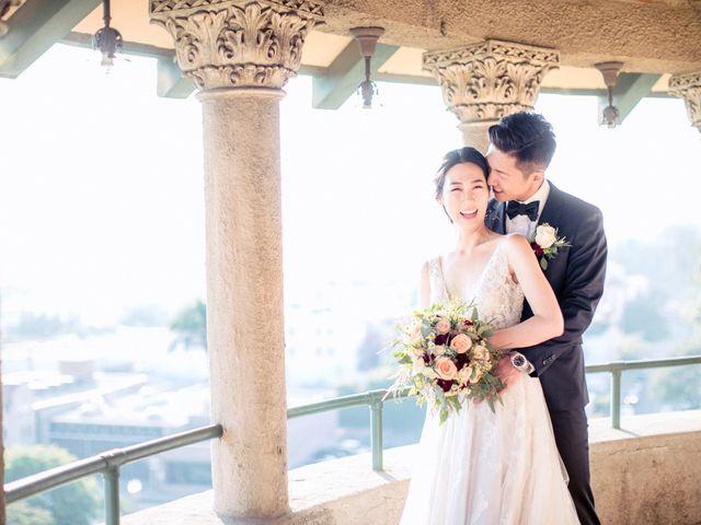 Jongbum and Jane's Wedding in Pasadena, California 177