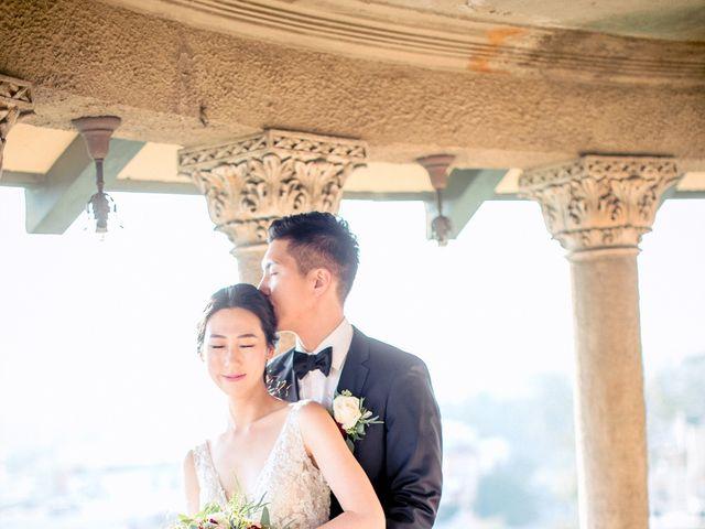 Jongbum and Jane's Wedding in Pasadena, California 178