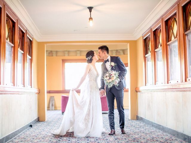 Jongbum and Jane's Wedding in Pasadena, California 188