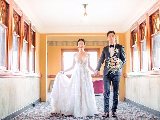 Jongbum and Jane's Wedding in Pasadena, California 189