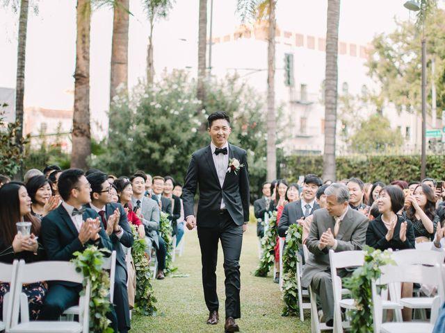 Jongbum and Jane's Wedding in Pasadena, California 205