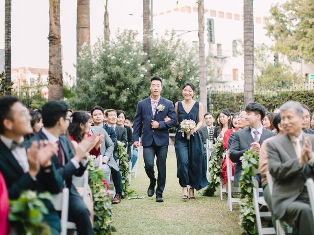 Jongbum and Jane's Wedding in Pasadena, California 206