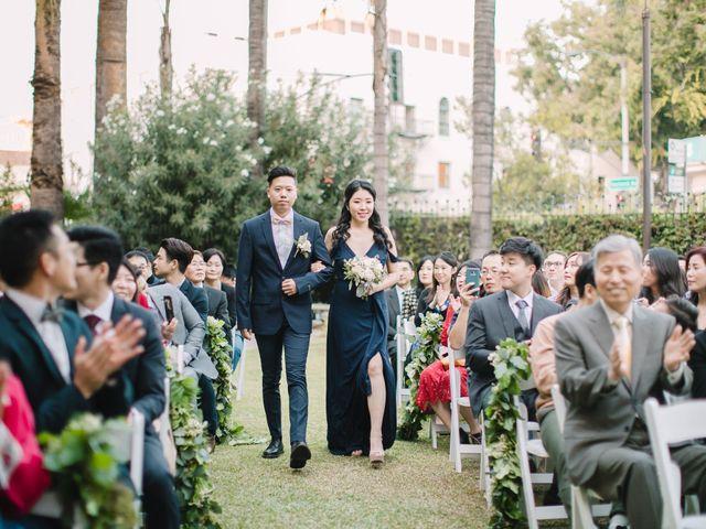 Jongbum and Jane's Wedding in Pasadena, California 207