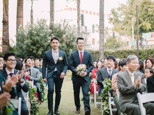 Jongbum and Jane's Wedding in Pasadena, California 208