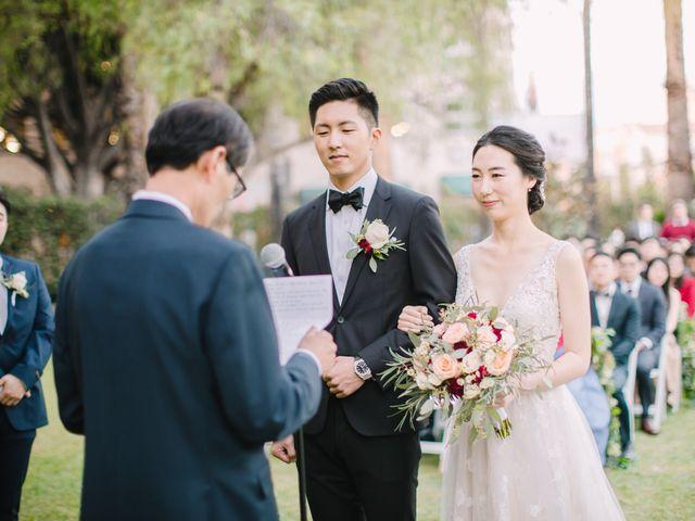 Jongbum and Jane's Wedding in Pasadena, California 212