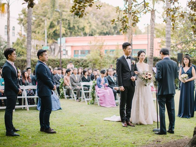 Jongbum and Jane's Wedding in Pasadena, California 213