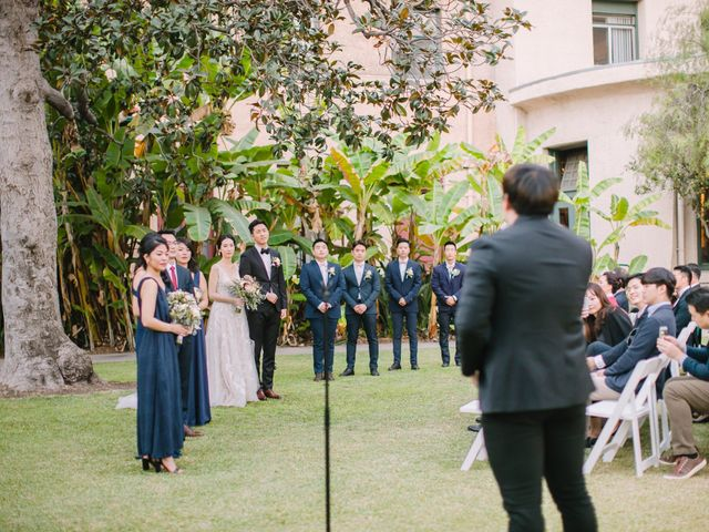 Jongbum and Jane's Wedding in Pasadena, California 221