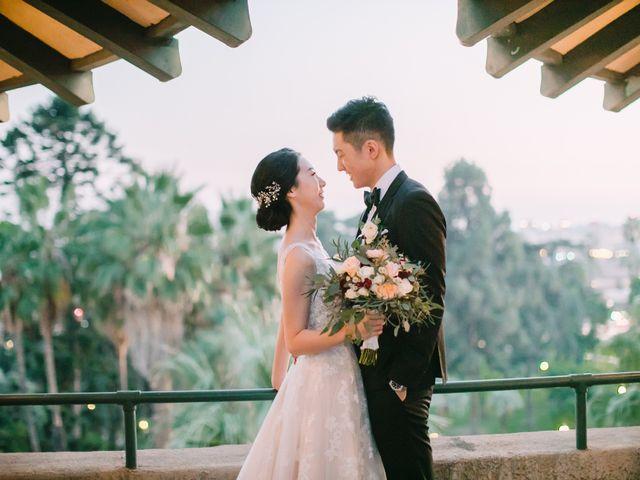 Jongbum and Jane's Wedding in Pasadena, California 224