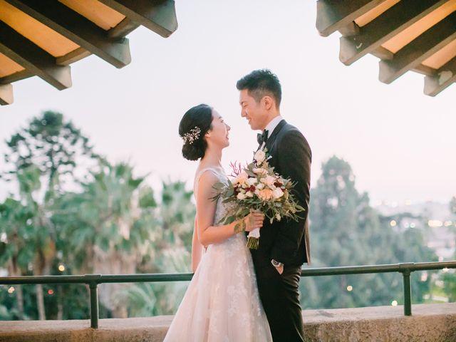 Jongbum and Jane's Wedding in Pasadena, California 225