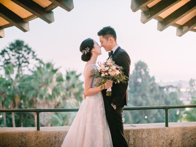 Jongbum and Jane's Wedding in Pasadena, California 226