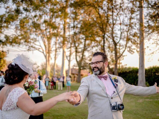 The wedding of Fabio and Adriana
