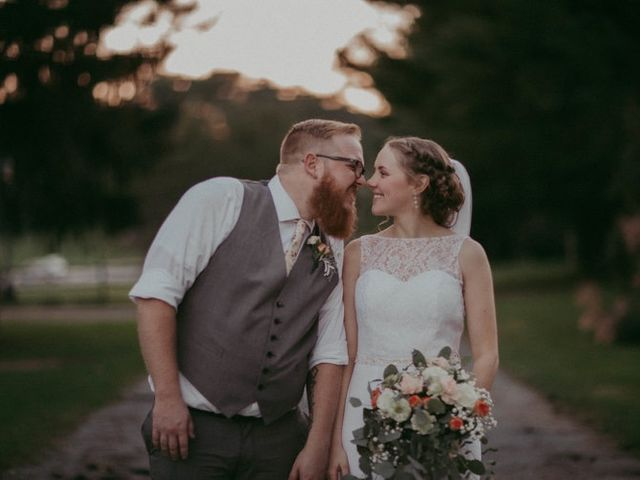 Karina and Alec's Wedding in Intercourse, Pennsylvania 5