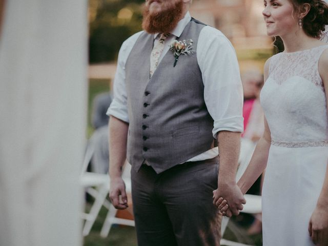 Karina and Alec's Wedding in Intercourse, Pennsylvania 9