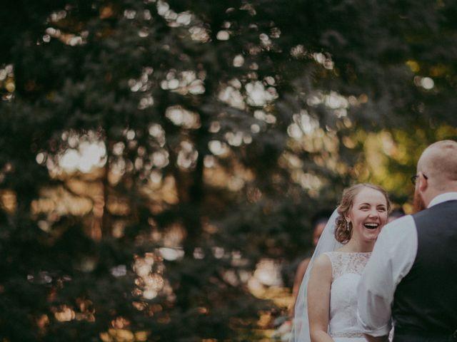 The wedding of Alec and Karina