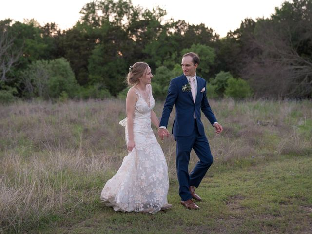 Jacob and Riley's Wedding in Kyle, Texas 9