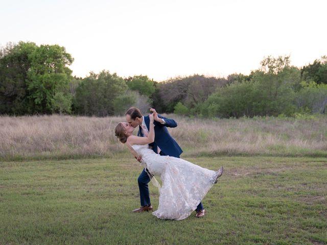 The wedding of Riley and Jacob