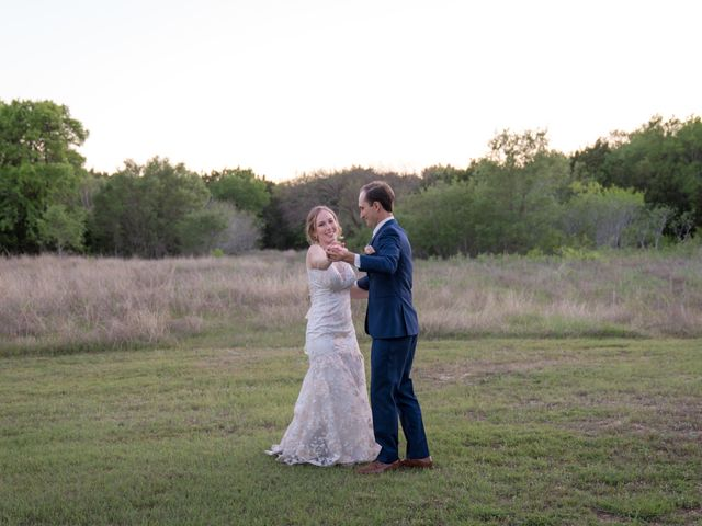 Jacob and Riley's Wedding in Kyle, Texas 10