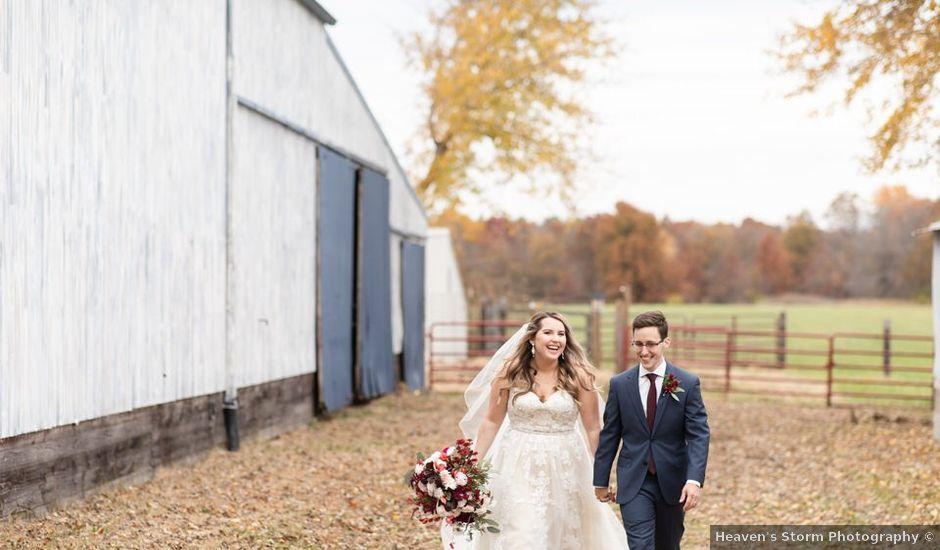 John and Lauren's Wedding in Taylorville, Illinois