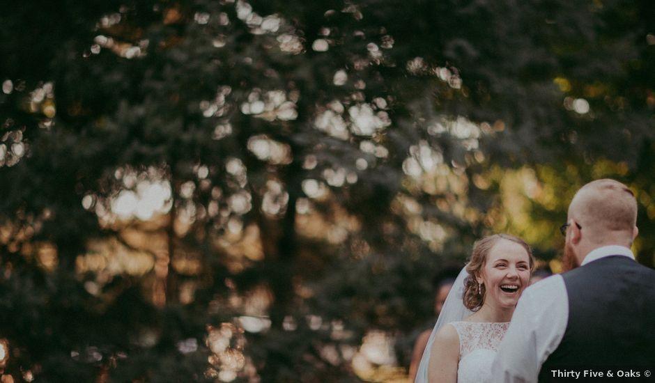 Karina and Alec's Wedding in Intercourse, Pennsylvania