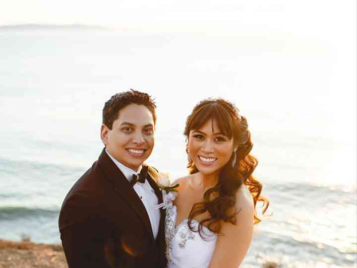 The wedding of Allan and Ashlee