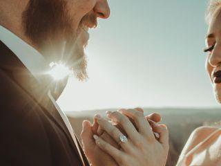 Robert and Jill's Wedding in Page, Arizona 5